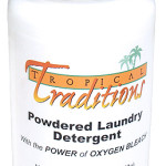 REVIEW and GIVEAWAY: Tropical Traditions Powdered Laundry Detergent