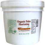 Review and Giveaway:  Tropical Traditions Organic Palm Shortening