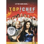 Review and Giveaway:  Top Chef Season IV  Chicago DVD