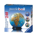 Back to School –   Review:  Puzzleball