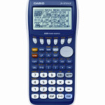Back to School – Giveaway: The Casio FX-9750GII Graphing Calculator