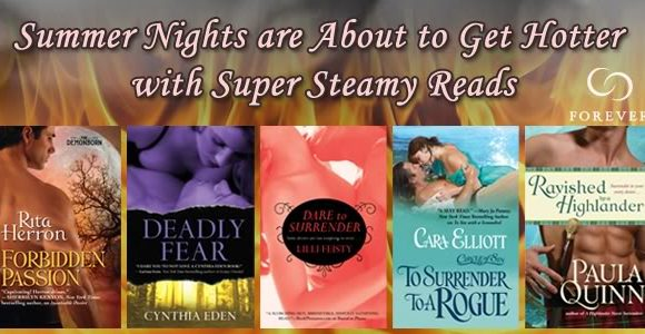 Sizzlin' Summer Nights Giveaway from Hachette Books