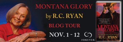 Book Tour, Blog Review and Giveaway:  Montana Glory by R.C. Ryan
