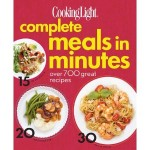 Holiday 2010 – Review:  Complete Meals in Minutes