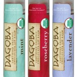 On the Ninth Day of Chocolate – Giveaway: Dagoba Chocolate Lip Balms from EcoLips