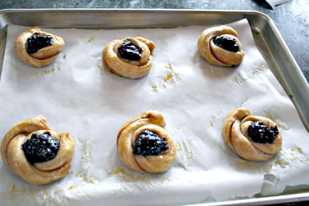 danish pastry recipe, danish pastry, prune danish, cheese danish, lemon danish