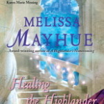 Blog Tour and Book Review:  Healing the Highlander by Melissa Mayhue