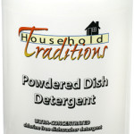 Review and Giveaway: Tropical Traditions Powdered Dishwasher Detergent