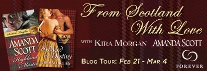 Blog Tour and Giveaway:  From Scotland with Love #Giveaway