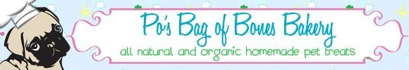 Catstacular Event – #Review: Kitty Treats from Po's Bag of Bones Bakery