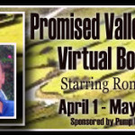 Blog Tour and Book Review:  Promised Valley Rebellion by Ron Fritsch