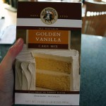 Review and #Giveaway:  Baking for the Firemen – King Arthur All Natural Golden Vanilla Cake Mix and Swirl Baking Cups