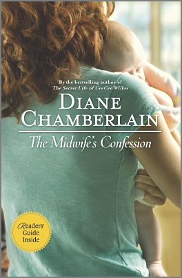 Review and #Giveaway:  The Midwife's Confession by Diane Chamberlain