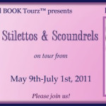 Blog Tour and Book Review:  Stilettos and Scoundrels by Laina Turner