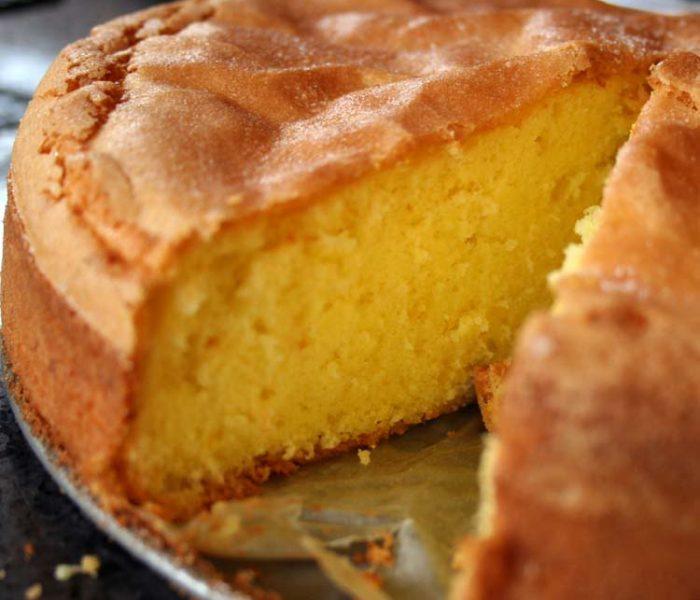 Lemon Recipe: Lemon Olive Oil Cake