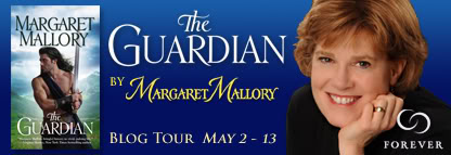Blog Tour and #Giveaway:  The Guardian by Margaret Mallory