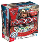 Review and #Giveaway:  Cars 2 Monopoly