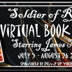 Blog Tour and Book #Review:  Soldier of Rome:  The Legionary by James Mace