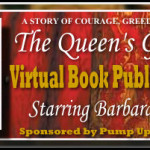 Blog Tour and Book #Review:  The Queen's Gamble by Barbara Kyle