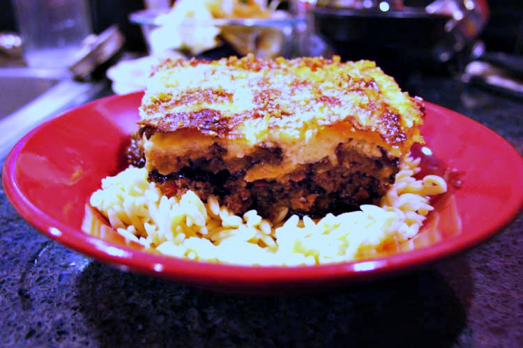 Eggplant Recipe from Greece – Moussaka, a Mediterranean Classic
