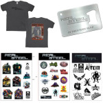 #Rafflecopter #Giveaway:  Real Steel Prize Pack