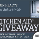 Blog Tour and Book Review:  The Baker's Wife by Erin Healy