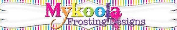 From Kitchen to Table:  Mykoola Edible Frosting Designs #Review and #Rafflecopter #Giveaway
