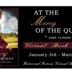Blog Tour and Book #Review: At the Mercy of the Queen by Anne Clinard Barnhill  #MercyOfTheQueenVIrtualTour