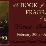 Blog Tour and Book #Review:  The Book of Lost Fragrances by M. J. Rose #LostFragrancesVirtualBookTour