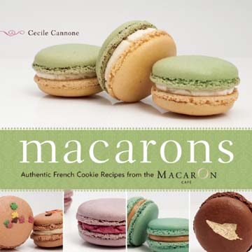 Macarons by Cecile Cannone