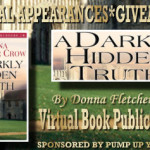 A Darkly Hidden Truth by Donna Fletcher Crow – Blog Tour and Book Review