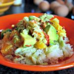 Easy Rice Salad Recipe: Rice Salad with Dungeness Crab