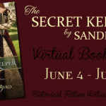 The Secret Keeper: A Novel of Kateryn Parr by Sandra Byrd – Blog Tour, Book Review and Giveaway #SecretKeeperVirtualTour