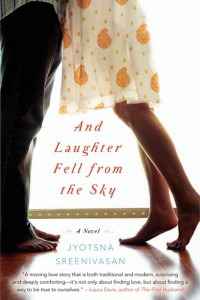 And Laughter Fell from the Sky by Jyotsna Sreenivasan – Blog Tour and Book Review