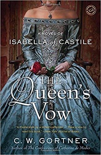 The Queen's Vow by C.W. Gornter – Book Review
