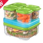 Rubbermaid LunchBlox Sandwich Kit – Review