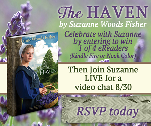 The Haven by Suzanne Woods Fisher – Blog Tour and Book Review