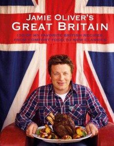 Jamie Oliver's Great Britain: 130 of My Favorite Recipes from Comfort Food to New Classics – Blog Tour, Book Review and Giveaway