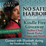 No Safe Harbor by Elizabeth Ludwig – Blog Tour and Book Review