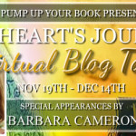 The Heart's Journey by Barbara Cameron – Blog Tour and Book Review