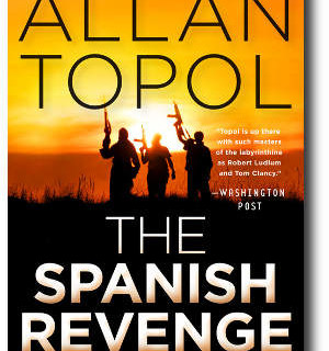 The Spanish Revenge by Allan Topol – Review