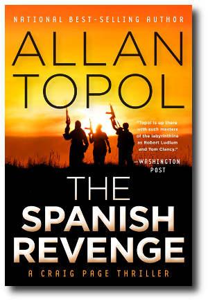 The Spanish Revenge by Allan Topol – Review