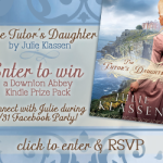 The Tutor's Daughter by Julie Klassen – Blog Tour and Book Review