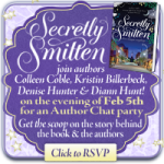 Secretly Smitten by Colleen Coble, Kristin Billerbeck, Denise Hunter and Diann Hunt – Blog Tour and Book Review