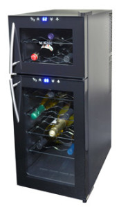newair aw 210ed thermoelectric wine cooler review broken teepee. Black Bedroom Furniture Sets. Home Design Ideas