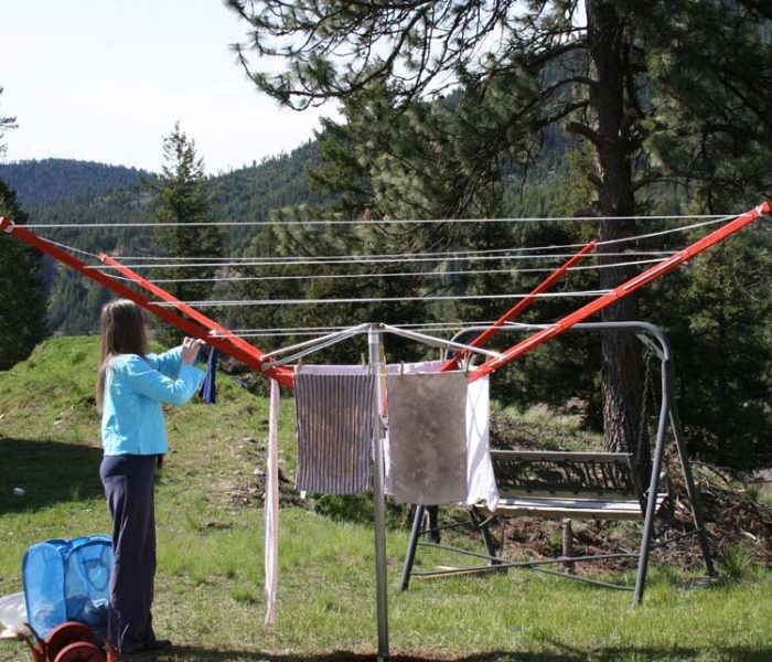 Sunshine Clothes Dryer Celebrate 100 Years of Solar Drying