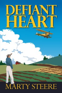Defiant Heart by Marty Steere – Blog Tour and Feature