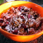 Rice Salad with Cherries and Toasted Pumpkin Seeds – Recipe