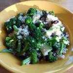 Quinoa with Summer Vegetables and Lemon Honey Vinaigrette – Recipe