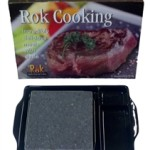 Rok Cooking – Modern Stone Age Cooking: A Fun Way to Cook – Review and Giveaway #ad
